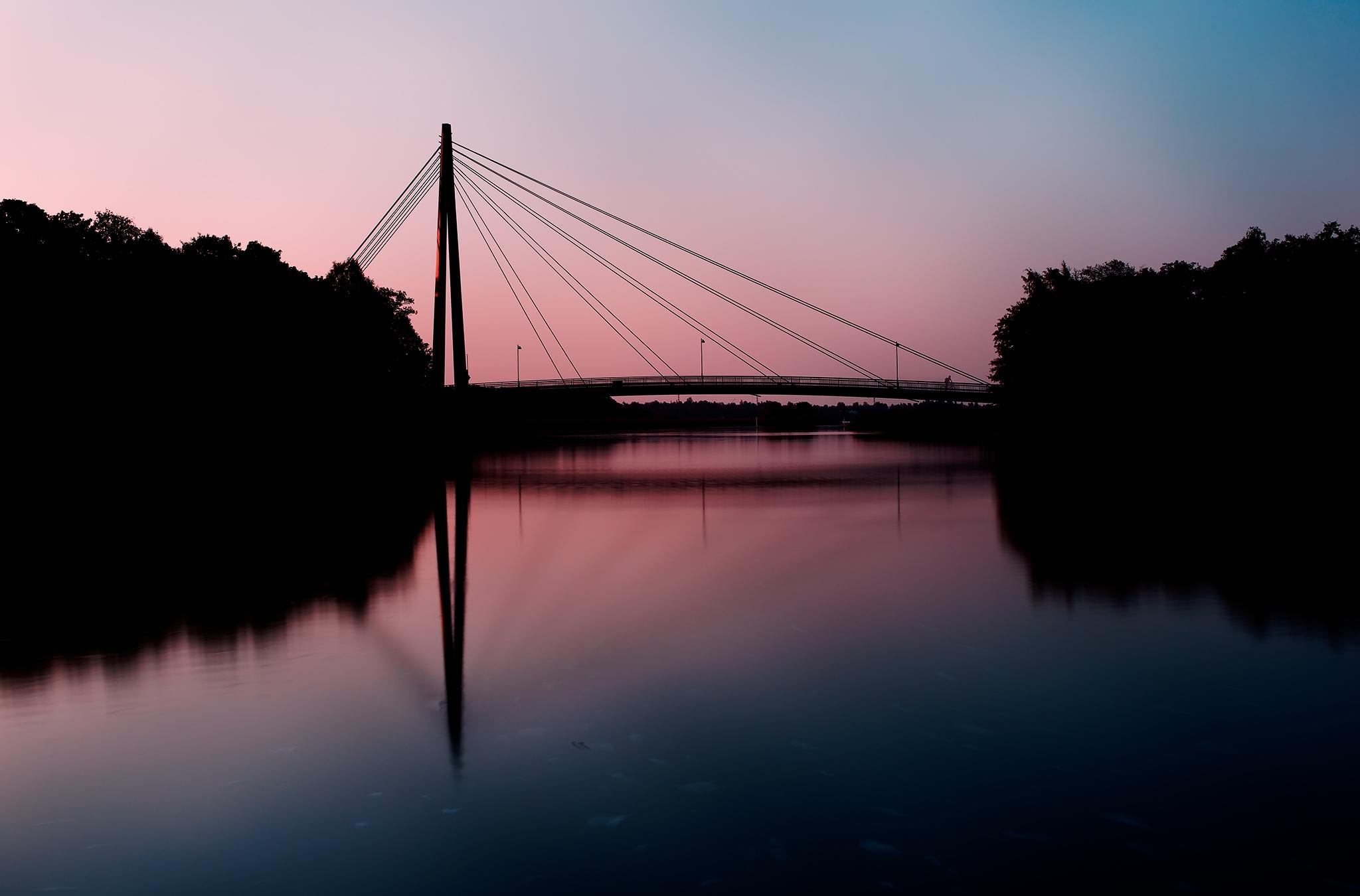Helsinki Finland Suomi silta bridge