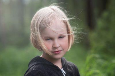 portrait girl muotokuva